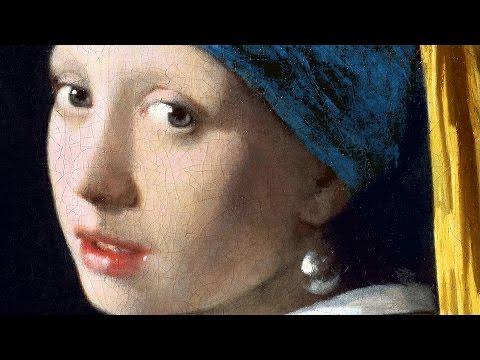 Johannes Vermeer / La Jeune Fille à la perle et autres chefs-d