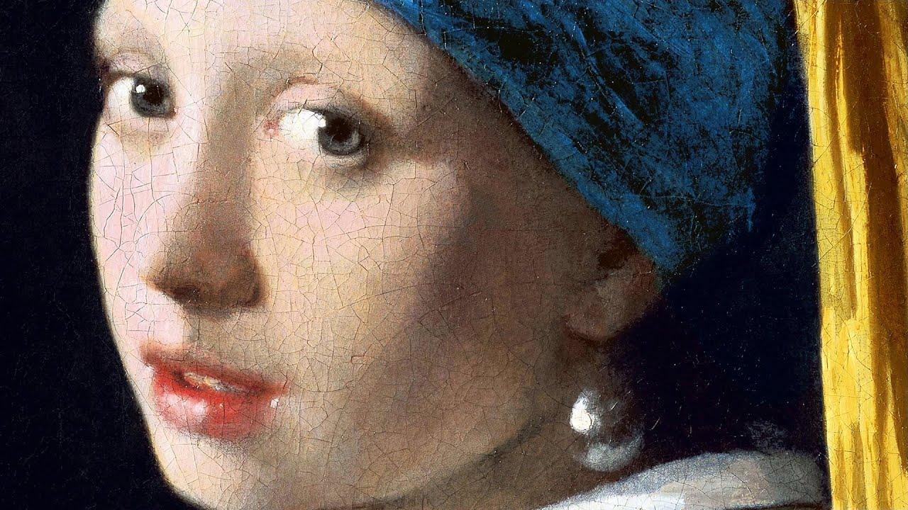 Jeune fille la perle de Johannes Vermeer