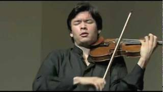Stefan Jackiw: Mendelssohn Violin Concerto, Allegro molto appassionato (excerpt)