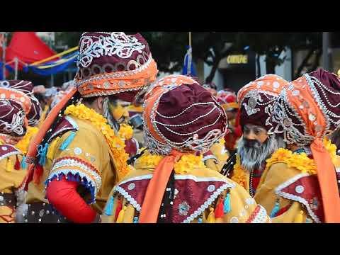Desfile De Carnaval De Badajoz.Vas Como Quieres.23-2-2020.