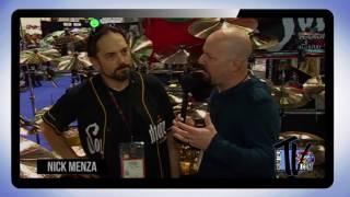 Nick Menza Interview 2016