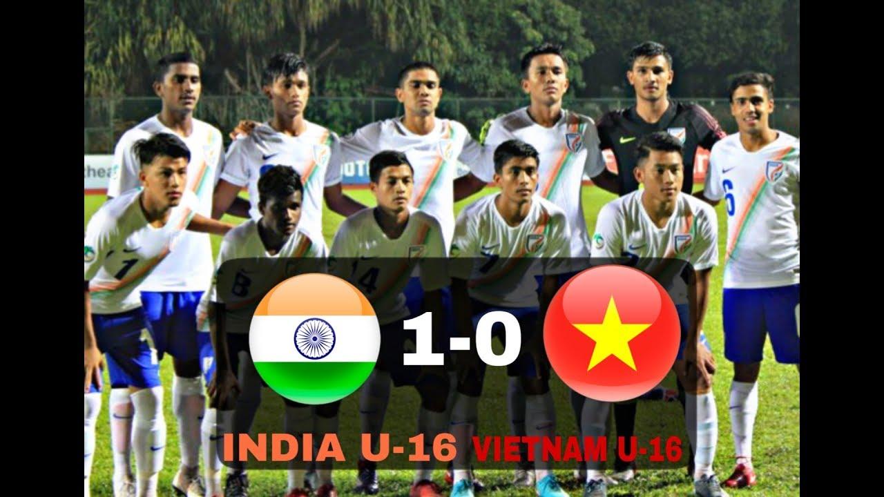 India U  Vietnam U  Afc U  Full Match Highlights