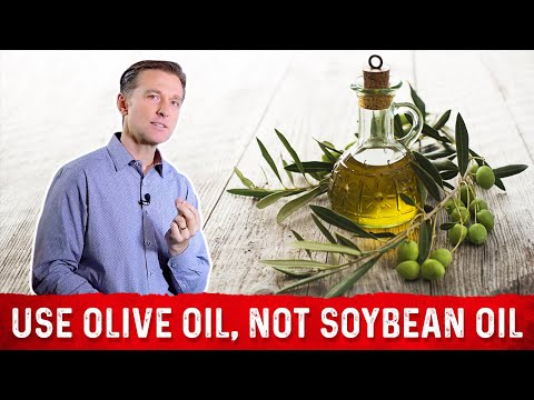 Olive Oil is the Best, Soybean Oil is the Worst