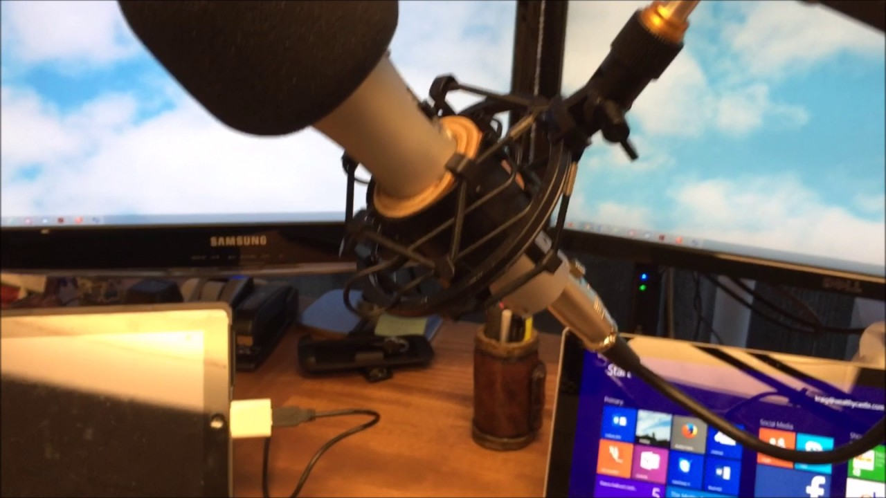 My Podcast Setup | The Income Engineer | Personal Pension Radio | How To Podcast