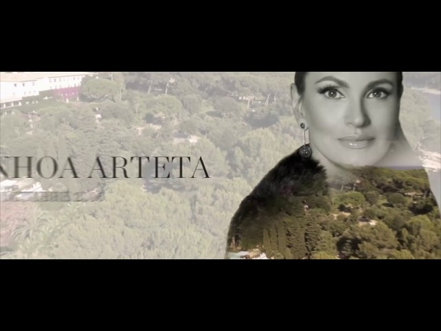 IV Edición, 2016 | Ainhoa Arteta, prestigio y fuerza vocal en el escenario
