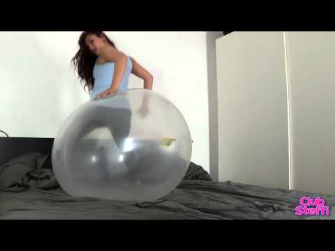 Tequilas shiny balloon butt thumbnail