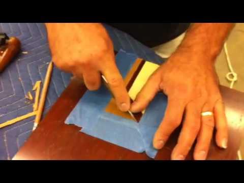 Veneer Repair Technique