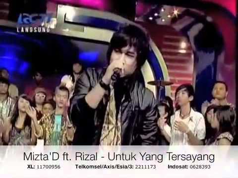 Mizta'D ft. Rizal Armada - Untuk Yang Tersayang live @ Dashyat