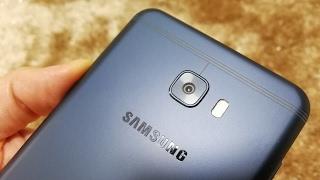 Samsung Galaxy C7 Pro Unbox 開箱試玩