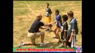 flag football coaching tips pt 1