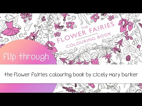 The Flower Fairies Coloring Book by Cicely Mary Barker, Paperback | Barnes  & Noble® | 360x480