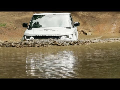 Land Rover Experience: Wade Sensors