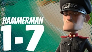 HAMMERMAN STAGES || BOOM BEACH || Let's Play Boom Beach [Deutsch/German HD Android iOS PC]