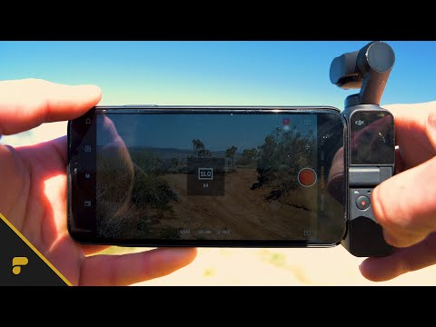 Osmo Pocket Cinematic FRAME RATES In Under 6-Minutes
