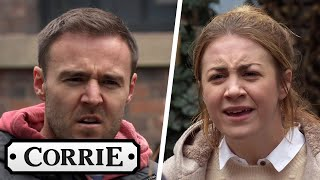 Tyrone confronts Jade over Hope's Disappearance | Coronation Street