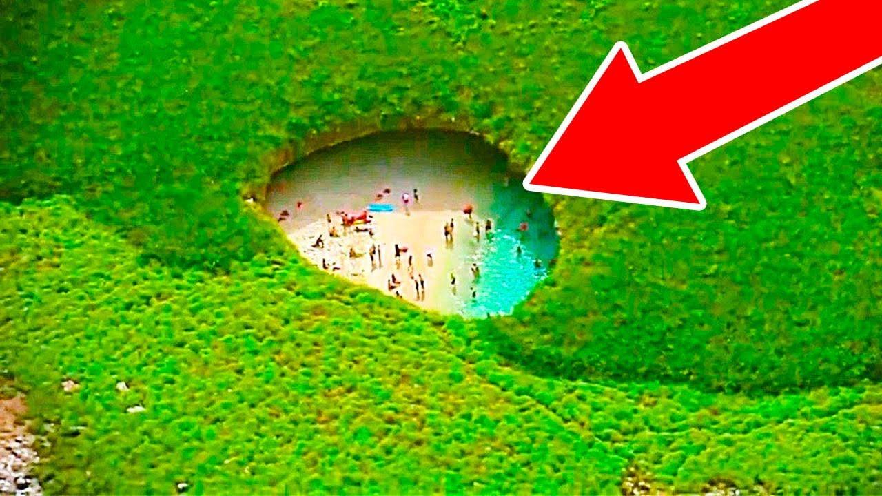 10 Самых Секретных Пляжей, Которые Скрыты От Всего Мира