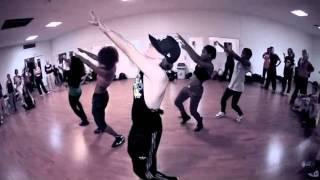 Laure Courtellemont RAGGAJAM DANCEHALL - Miss faty Choregraphy