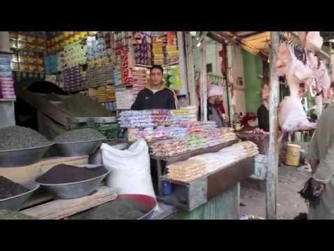 The Kabul Bird Market (Afghanistan 2014)