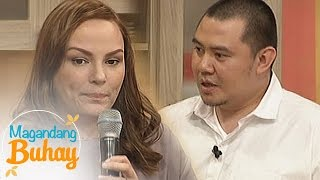 Magandang Buhay: How did Matet & Mickey face the death of their son?