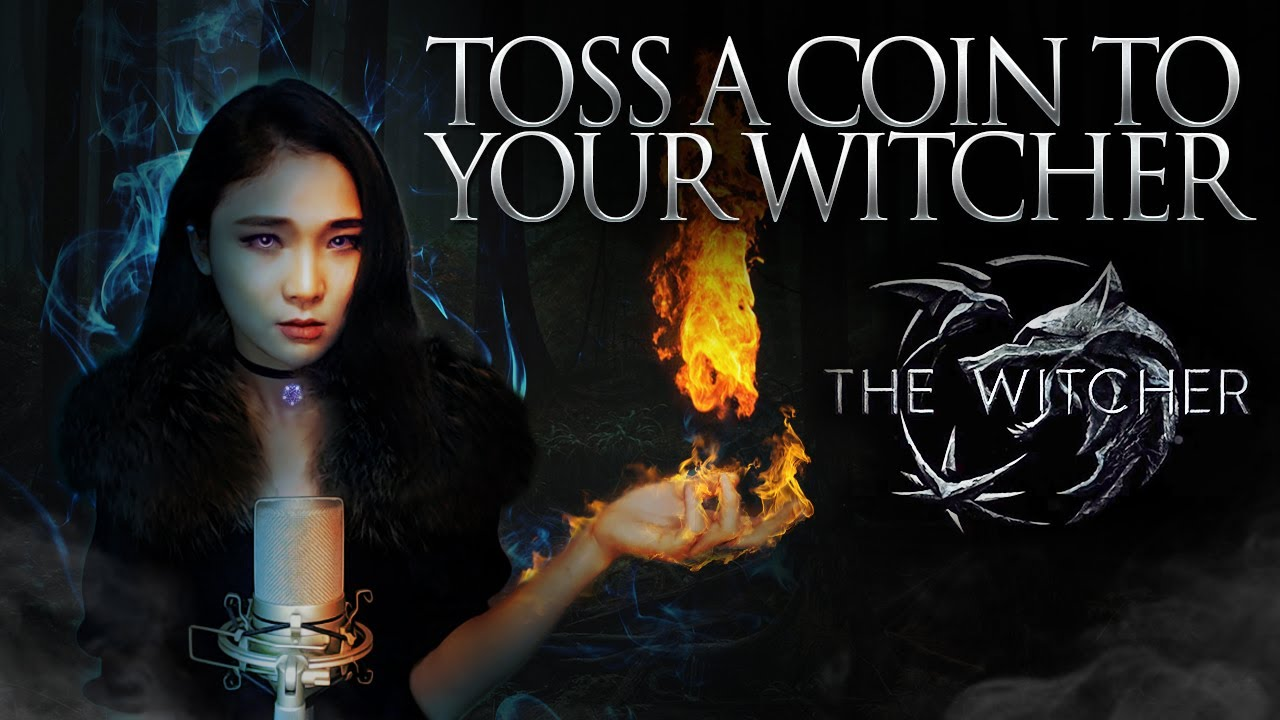 spare a coin for your witcher