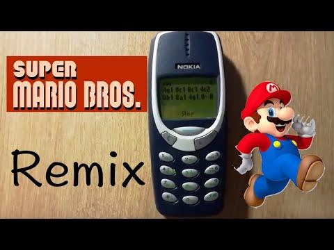 Super Mario Bros Nokia 3310 Remix 惡搞音樂