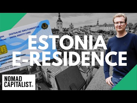 My Thoughts on Estonia e-Residence