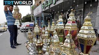 Ramadan Tradition: Lantern Maker Lights Up Ramadan In Jerusalem
