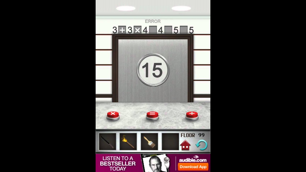 100 Floors Level 99 Walkthrough Youtube