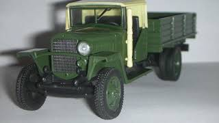 1940  ГАЗ ГЛ-1; КИМ 10-50; ГАЗ-11-73; ЗИС-101А.; ГАЗ-ММ; ПМЗ-1 (ЗИС-11)... (27.12.2018 г.)