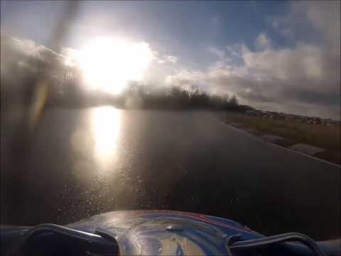 Nick Jenkins - Energy 125 Gear Box Karting