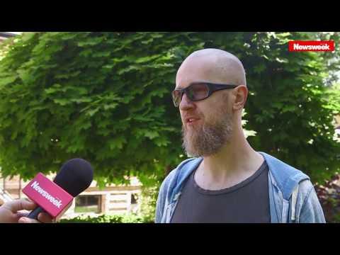 """Tomasz Bagiński o serialu """"Wiedźmin"""" 06.06.2017 Newsweek"""