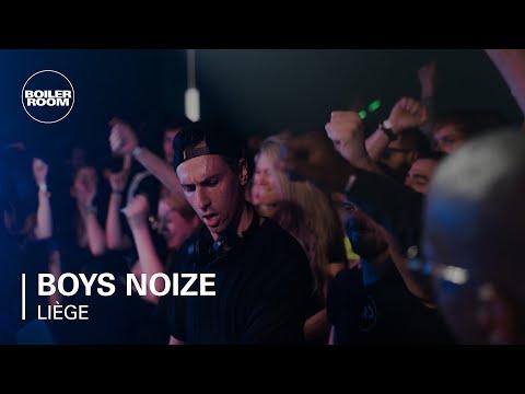 "Boys Noize Boiler Room x Eristoff ""Into The Dark"" DJ Set"