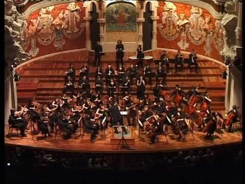 Overture Guillem Tell-Rossini al Palau de la Musica Catalana (Part2)