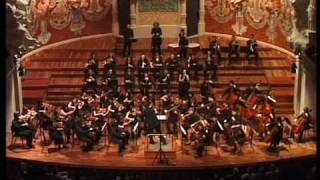 Overture Guillem Tell-Rossini al Palau de la Musica Catalana (Part2)
