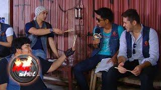 Gerald Tantang Pemain Anak Langit Lakukan No Thumbs Challenge - Hot Shot 10 Maret 2017