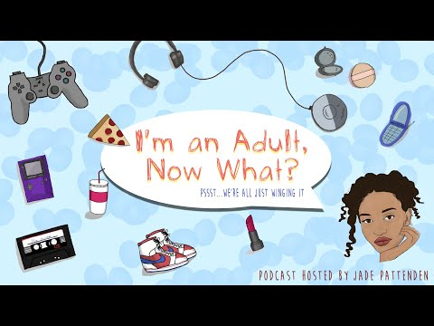 I'm an Adult, Now What? Podcast | Episode 26 - Let's Talk About LIFE with Robyn Ross PART ONE from YouTube · Duration:  1 hour 7 minutes 42 seconds