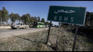 أخبار عربية - إتفاق لإجلاء سكان أربع بلدات محاصرة في #سوريا