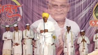 kirtan sanjay maharaj pachpor part 2 स्वमिकाज गुरुभक्ति l पितृ वचन सेवा पाती ll