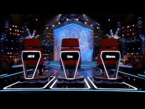 Coldplay - La Voz kids/The Voice Kids - Audiciones/Blind Auditions