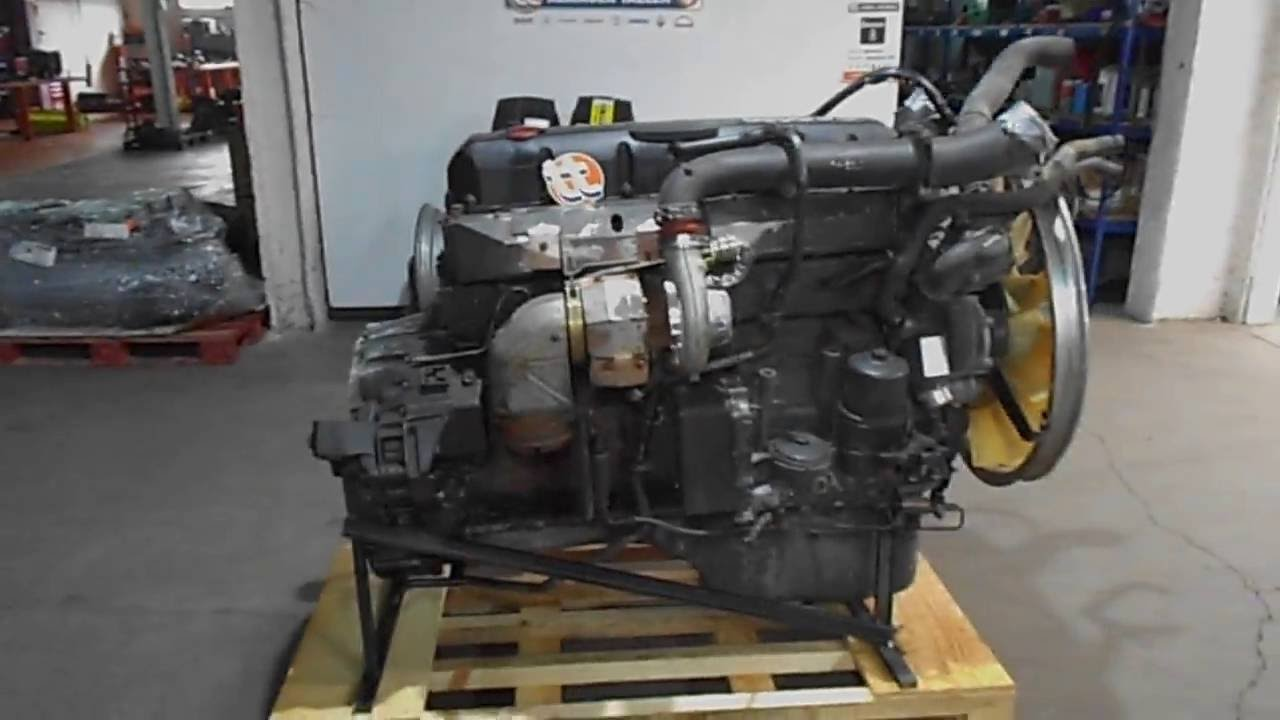 MOTOR DAF SERIE XF105 XXX 510 E5 TIPO MOTOR PACCAR MX 340S2 ID 110690