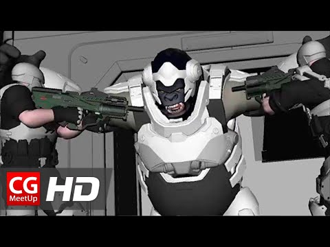 """CGI Making of HD: """"Making of Overwatch Animated Shorts"""" by Blizzard Entertainment"""
