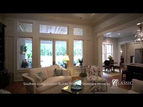 2017 Southern Living Custom Builder Program Showcase Home   River Run