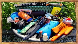 Backpacking Gear You Don't Need!!! Cut Your Weight!