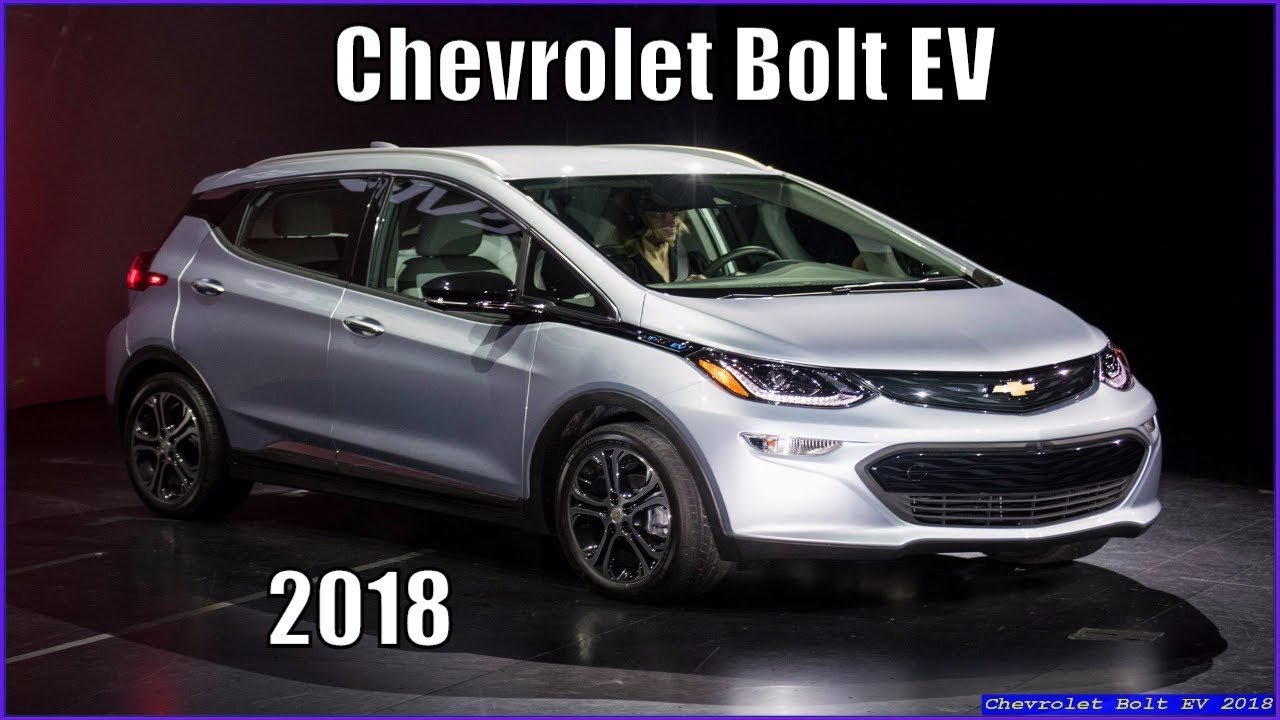 New Chevrolet Bolt Ev 2018 Electric Car Review
