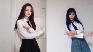 Titok  gái xinh nhảy