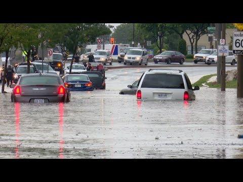 Worst flood in Windsor history