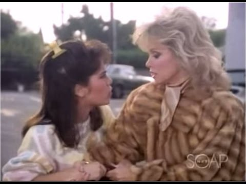Knots Landing Abby with Olivia's Drug Problem