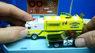 Matchbox  Real Working Rigs E-One Mobile Command RWR thumbnail