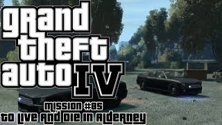 GTA IV (PC) Mission #85 - To Live And Die In Alderney