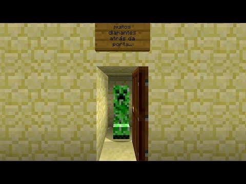 Esse Vídeo De Minecraft Vai Enganar Todo Mundo...